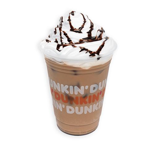 Dunkin' order