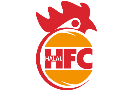 logo Halal Fried Chicken Noord