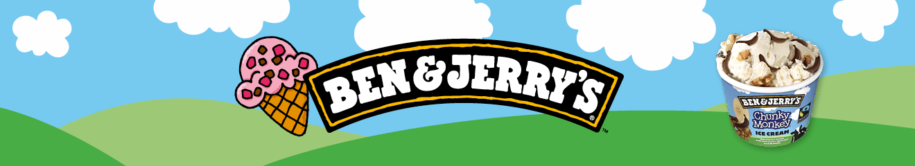 Ben & Jerry's 150 ml