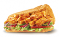 Chicken Teriyaki footlong (30 cm) + Menu