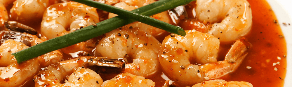 Shrimp dishes