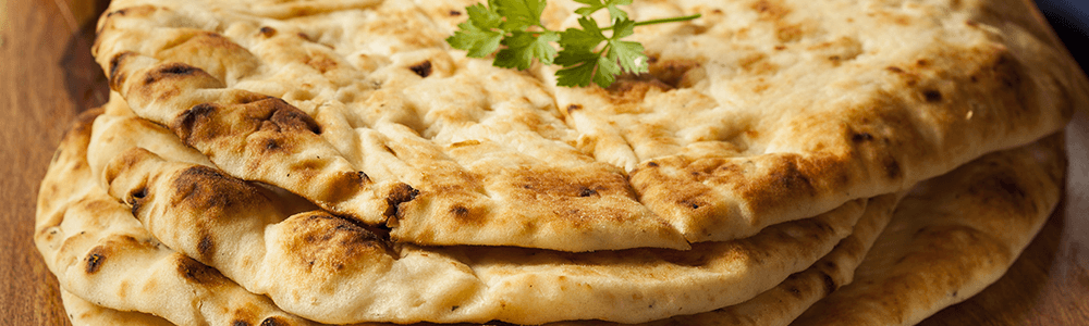Naan, Indiaas brood