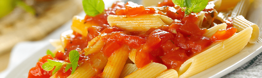 Pasta's (penne)