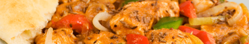Chicken curry gerechten