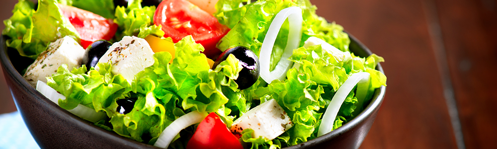 Salades en supplementen