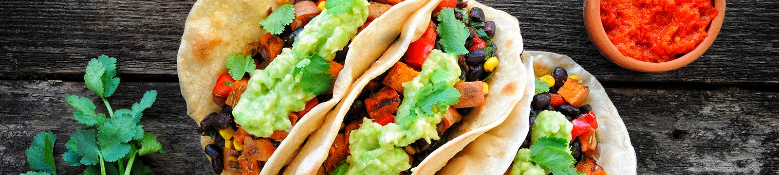 Taco bell Online bestellen