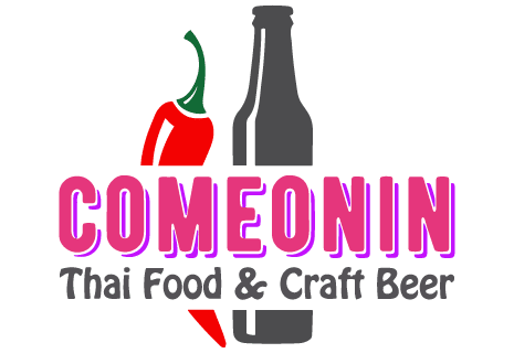 logo Comeonin Thai Food & Craft Beer