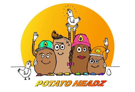 logo Potato Headz