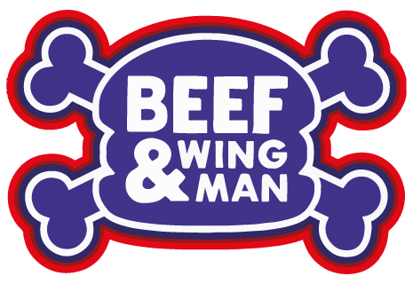 logo Beef and the Wingman