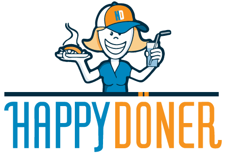 logo Happy Döner Food & Drinks