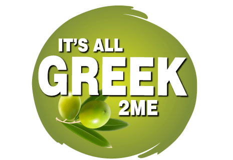 logo Archangelos Michael It's All Greek 2 Me