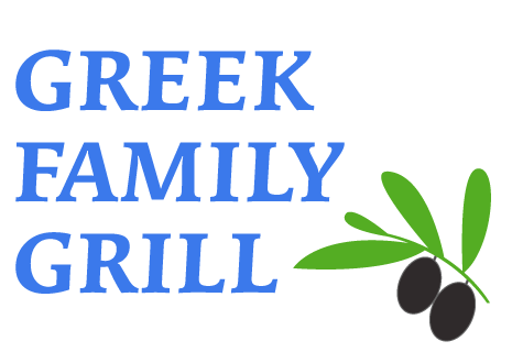logo Greek Family Grill
