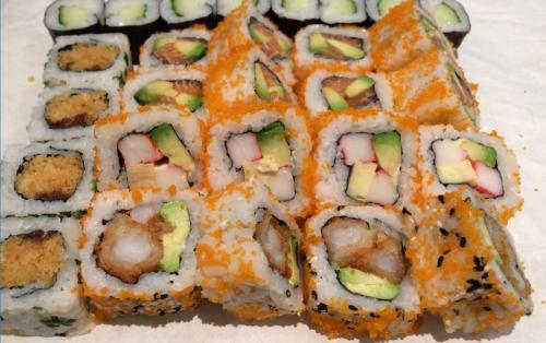 kamikaze sushi rotterdam