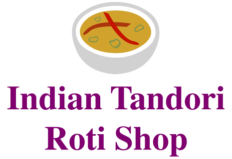 logo Indian Tandoori Roti Shop