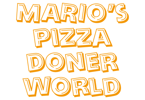 logo Mario's Pizza World