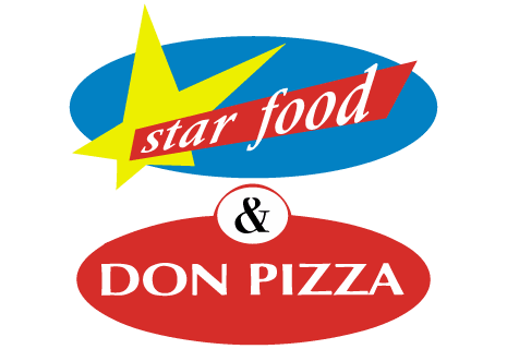 logo Star Food & Don Pizza
