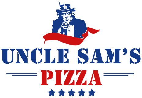 logo Uncle Sam's Pizza