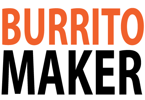 logo The Burrito Maker