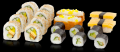 Mixed sushi veggi 1 persoon
