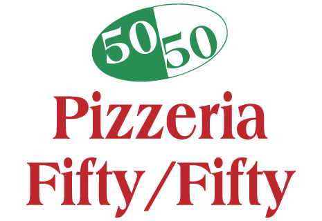logo Pizzeria Fifty Fifty