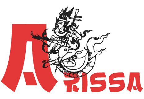 logo Arissa Thai kitchen