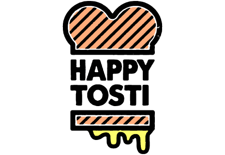 logo Happy Tosti