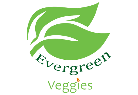 logo Evergreen veggies