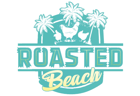 logo Roasted Beach