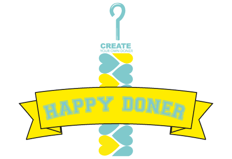 logo Happy Doner