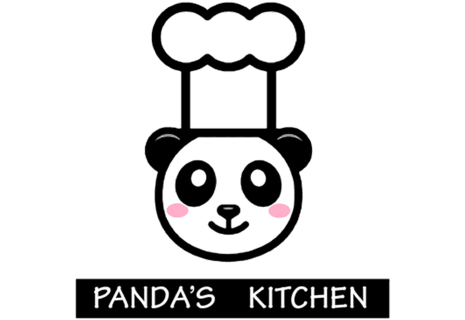 logo Panda's Kitchen