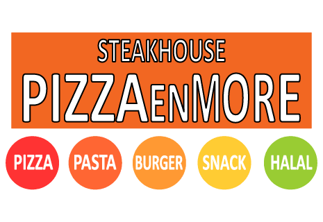 logo Steakhouse Pizza en More