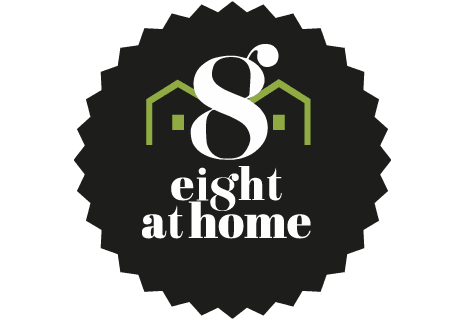 logo Eight at home