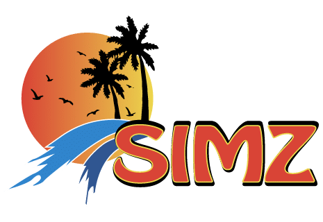logo Simz Food and Take Away