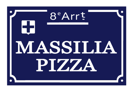 logo Massilia Pizza