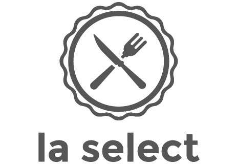 logo La Select Sandwiches and More