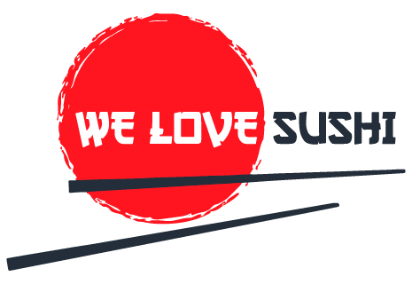 logo We Love Sushi
