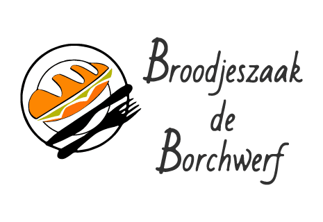 logo Broodjeszaak de Borchwerf