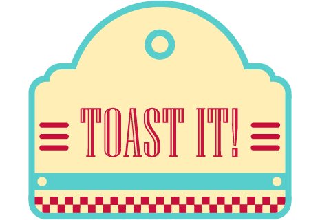 logo Toast it!