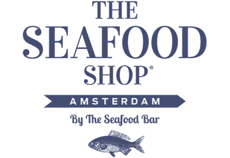 logo The Seafood Shop Leidsestraat
