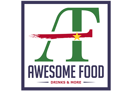 logo Awesome Food Drinks & More