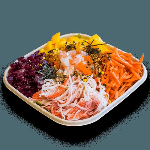 the pok box rotterdam sushi salate poke bowl essen bestellen. Black Bedroom Furniture Sets. Home Design Ideas