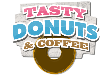 logo Tasty Donuts & Coffee