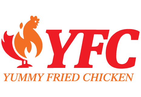 logo Yummy Fried Chicken
