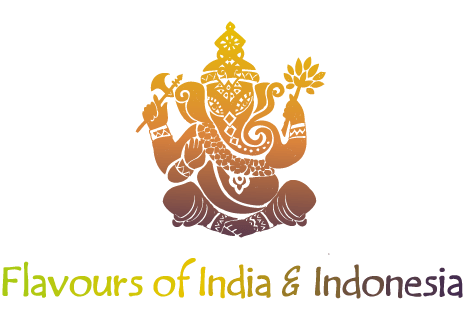 logo Flavours of India & Indonesia