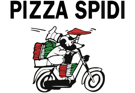 logo Pizza Spidi Waddinxveen