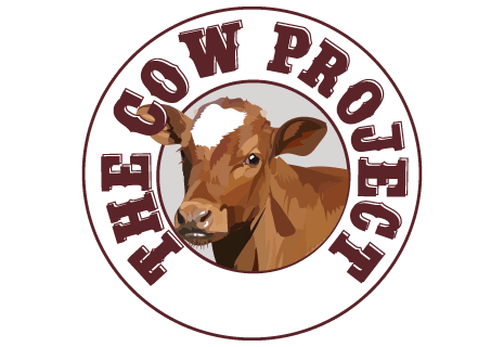 logo Butcher The Cow Project