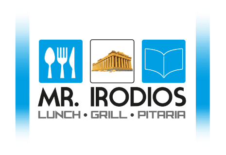 logo Mr. Irodios