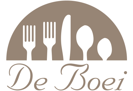 logo Lunchroom Snackbar De Boei