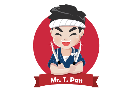 logo Mr. T. Pan