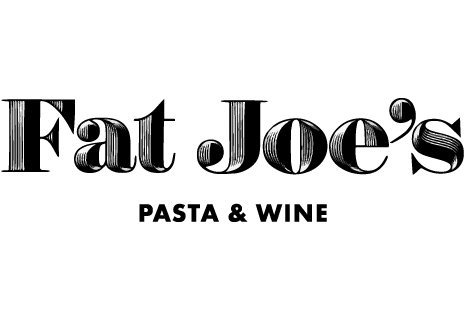 logo Fat Joe's Pasta & Wine